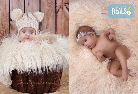 2 часа студийна фотосесия за новородени, бебета и деца до 9 г., 15 обработени кадъра от ProPhoto Studio! - Снимка 15