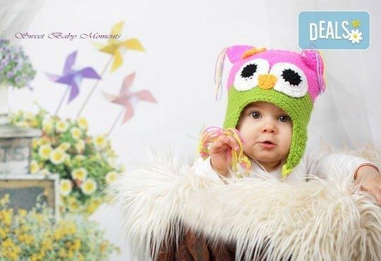 2 часа студийна фотосесия за новородени, бебета и деца до 9 г., 15 обработени кадъра от ProPhoto Studio! - Снимка 3