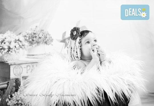 2 часа студийна фотосесия за новородени, бебета и деца до 9 г., 15 обработени кадъра от ProPhoto Studio! - Снимка 16
