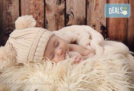 2 часа студийна фотосесия за новородени, бебета и деца до 9 г., 15 обработени кадъра от ProPhoto Studio! - Снимка 10