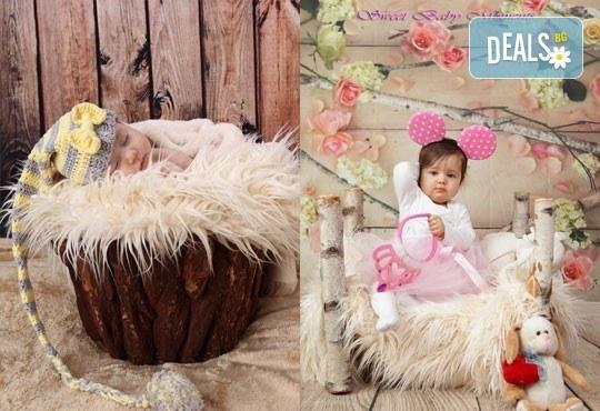 2 часа студийна фотосесия за новородени, бебета и деца до 9 г., 15 обработени кадъра от ProPhoto Studio! - Снимка 9