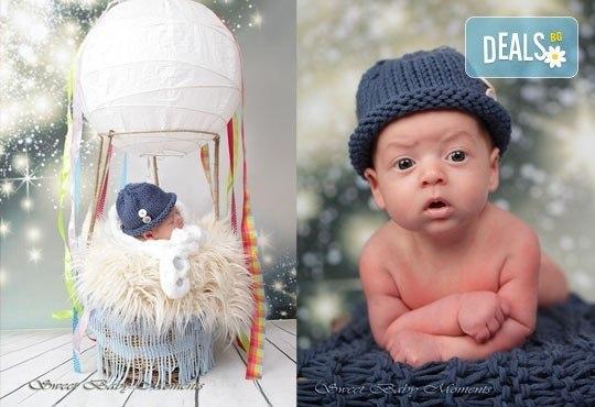 2 часа студийна фотосесия за новородени, бебета и деца до 9 г., 15 обработени кадъра от ProPhoto Studio! - Снимка 17