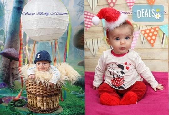 2 часа студийна фотосесия за новородени, бебета и деца до 9 г., 15 обработени кадъра от ProPhoto Studio! - Снимка 11