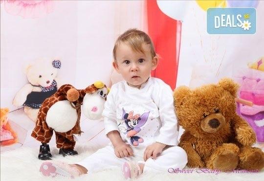 2 часа студийна фотосесия за новородени, бебета и деца до 9 г., 15 обработени кадъра от ProPhoto Studio! - Снимка 13