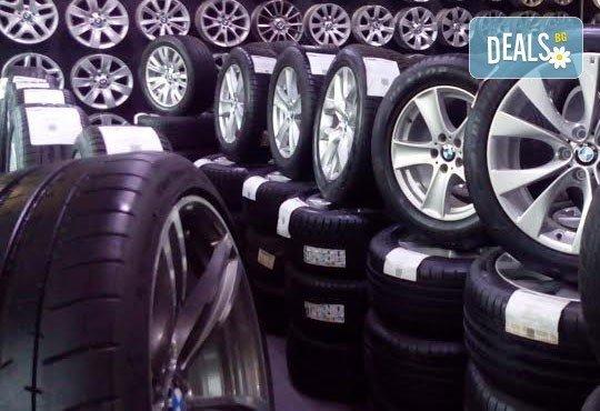 За вашата сигурност! Смяна на 2 или 4 гуми и БОНУС преглед ходова част и проверка на антифриз от Бавария Автосервиз - Снимка 4