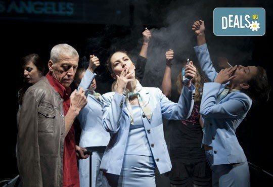 Гледайте звездите на Младежкия театър в Летище, Голяма сцена, на 24.03. от 19ч. - 1 билет! - Снимка 4
