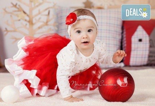 Детска и семейна фотосесия, деца от 10 месеца до 12 години с 12 обработени кадъра от Приказните снимки! - Снимка 23