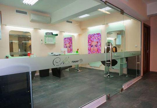 Освежаваща терапия за блестящ вид с диамантено микродермабразио, ултразвук и козметичен масаж от Салон за красота Мелани - Снимка 6