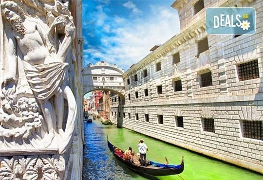 Екскурзия до Италия - Венеция, Верона, Падуа! 2 нощувки, закуски, период по избор, транспорт и екскурзовод от Глобул турс! - Снимка 1