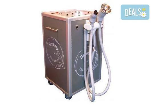 Отслабваща, антицелулитна процедура - комбинация от вакуум с инфрачервена светлина и стягащи тренировки от Victoria Sonten! - Снимка 10