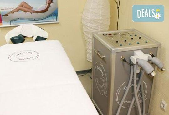 Отслабваща, антицелулитна процедура - комбинация от вакуум с инфрачервена светлина и стягащи тренировки от Victoria Sonten! - Снимка 1