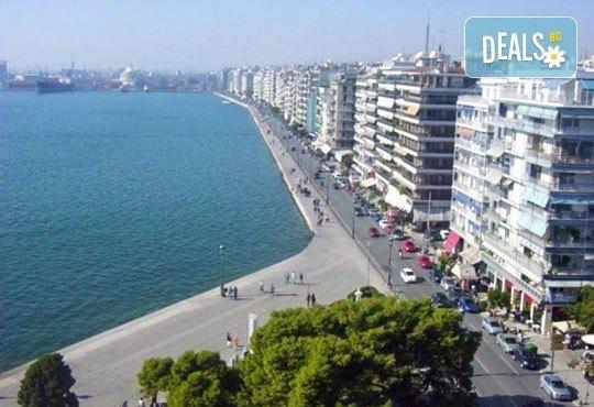 Великден в Гърция, Паралия-Катерини, с Караджъ Турс! 2 нощувки със закуски хотел 2/3*, транспорт, посещение на Солун! - Снимка 2