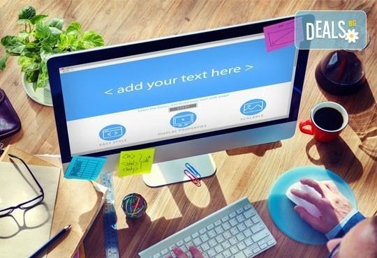 Изработка на фирмен уебсайт. Доверете се на специалистите от iOptimization.net! - Снимка 1