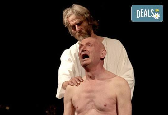 Гледайте великолепния Вельо Горанов във Великият инквизитор на 22.03, от 19ч, Открита сцена Сълза и смях - Снимка 2