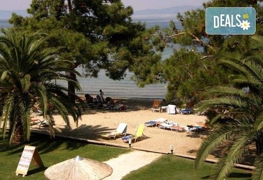 Почивка на остров Тасос, Гърция ! 4/5 нощувки, All Inclusive в Rachoni Hotel 3*, безплатно за дете до 2 г.! - Снимка 16