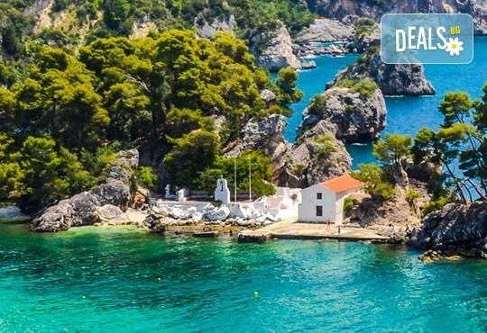 Почивка на изумрудения остров Лефкада, Гърция: 3 нощувки, 3 закуски, транспорт и екскурзовод с Дрийм Тур! - Снимка 1