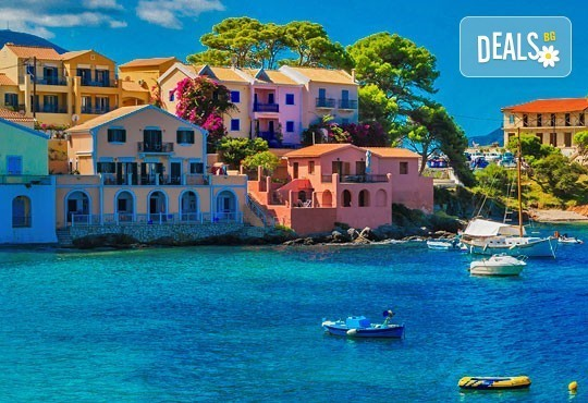 Почивка на изумрудения остров Лефкада, Гърция: 3 нощувки, 3 закуски, транспорт и екскурзовод с Дрийм Тур! - Снимка 9