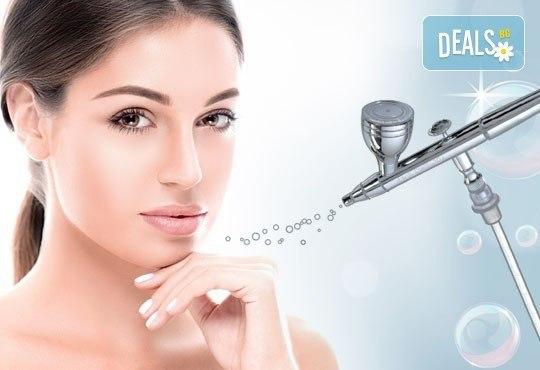 Вечно млада кожа! Кислородна терапия на лице, шия и деколте и впръскване на 98% чист кислород в козметично студио VG! - Снимка 2