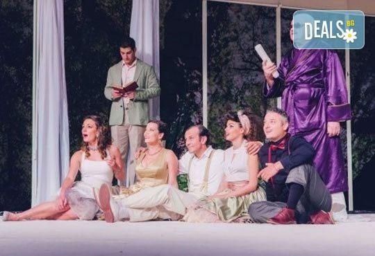 Гледайте ''Олд Сейбрук'' и ''Последният страстен любовник'' в Театър ''София'' на 26.03. от 19 ч., билет за един! - Снимка 1