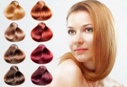 Бъди актуална! Богат и изискан цвят на косата с Hipertin/UTOPIK от Дерматокозметични центрове Енигма! - Снимка