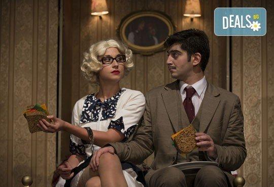 Английски хумор! Гледайте 39-те стъпала в МГТ Зад канала на 23-ти март (сряда) - Снимка 1