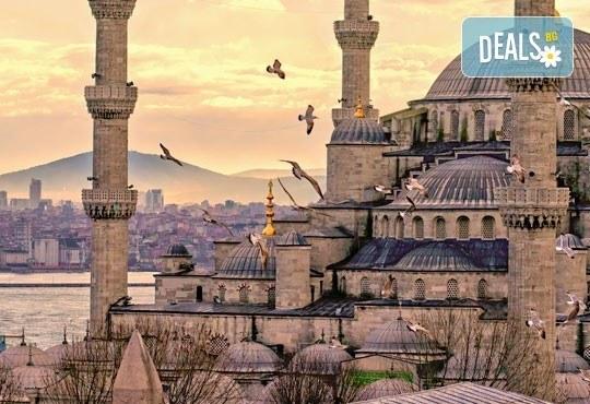 Екскурзия през май до Истанбул, Турция! 2*/3*, 3 нощувки със закуски, транспорт и екскурзовод от Глобул Турс! - Снимка 1