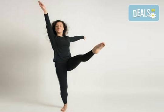 Три посещения на обедни часове по Пилатес, в Танцов и спортен център DANCE CORNER до МОЛ България! - Снимка 3