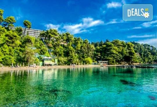 Почивка в Corfu Holiday Palace 5*, о. Корфу, Гърция! 3/4/5 нощувки, закуски и вечери, безплатно за деца до 12 г.! - Снимка 1