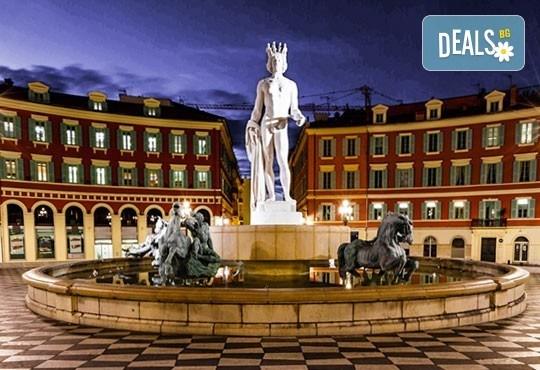 Есенна екскурзия в Италия и Френската Ривиера - Генуа, Сан Ремо, Ница, Барселона,Марсилия, Торино! 7 нощувки, закуски, транспорт - Снимка 5