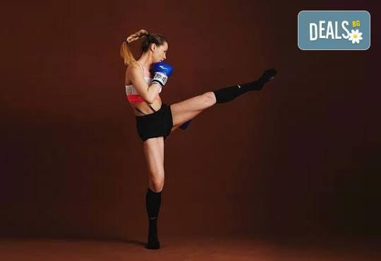 3 посещения по KombatXtreme, в Танцов и спортен център DANCE CORNER до МОЛ България! - Снимка 4
