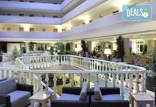 Майски празници в Кушадасъ! 4 нощувки на база All Inclusive в Alkoclar Adakule Hotel 5*, възможност за транспорт, от Вени Травел! - Снимка 12