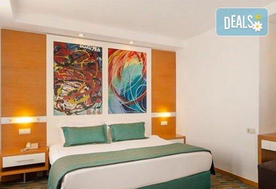 Майски празници в Кушадасъ! 4 нощувки на база All Inclusive в Alkoclar Adakule Hotel 5*, възможност за транспорт, от Вени Травел! - Снимка 5