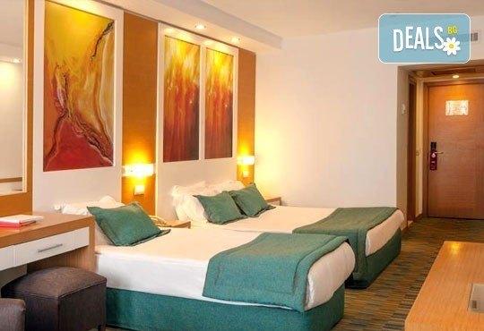 Майски празници в Кушадасъ! 4 нощувки на база All Inclusive в Alkoclar Adakule Hotel 5*, възможност за транспорт, от Вени Травел! - Снимка 4