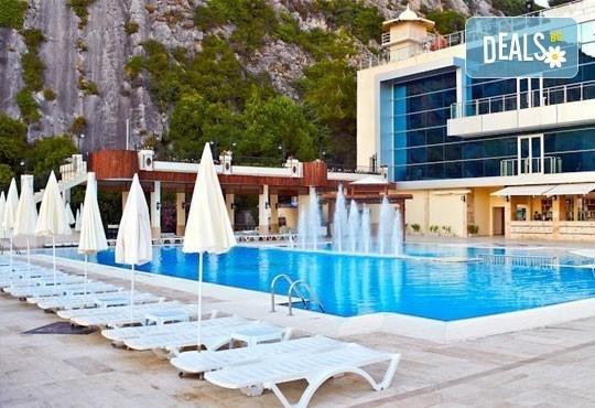 Майски празници в Кушадасъ! 4 нощувки на база All Inclusive в Alkoclar Adakule Hotel 5*, възможност за транспорт, от Вени Травел! - Снимка 10