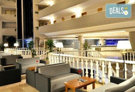 Майски празници в Кушадасъ! 4 нощувки на база All Inclusive в Alkoclar Adakule Hotel 5*, възможност за транспорт, от Вени Травел! - Снимка 13
