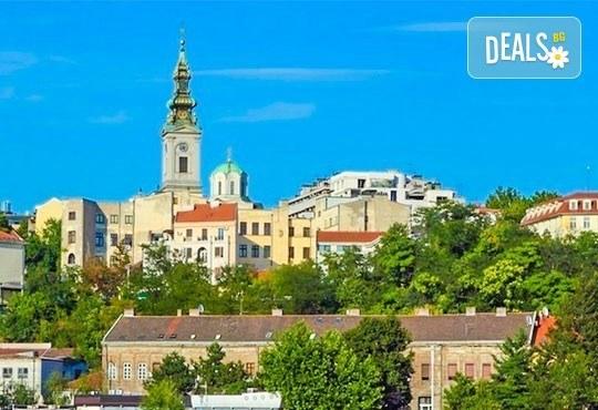 Открийте красотата на Белград, Сърбия! Еднодневна екскурзия с транспорт и екскурзовод от Глобул Турс! - Снимка 1