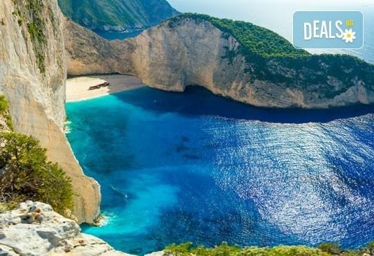 Септемврийски празници на магическия остров Закинтос, Гърция! 4 нощувки на база All Inclusive, транспорт и фериботни такси! - Снимка 1