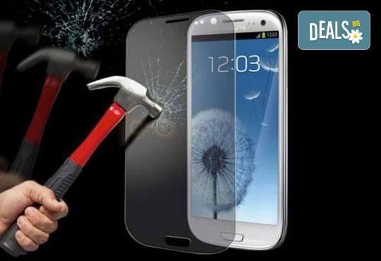 Защита за стъклото на телефона Ви! Tempered Glass за iPhone, Samsung и други модели телефони от магазин Мирони! - Снимка 1