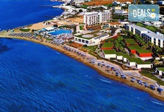 Майски празници на остров Корфу, Гърция! Почивка 4 нощувки, All inclusive в Aquis Sandy Beach 3*, транспорт от България Травъл! - Снимка 1