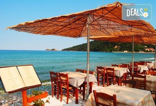 Екскурзия през май и юни на остров Тасос в Гърция! 2 нощувки със закуски, транспорт, панорамна обиколка на Кавала! - Снимка 3