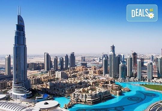 Ранни записвания за септември 2016! Почивка в Дубай: хотел 4*, 7 нощувки със закуски, трансфери и водач, BG Holiday Club! - Снимка 3