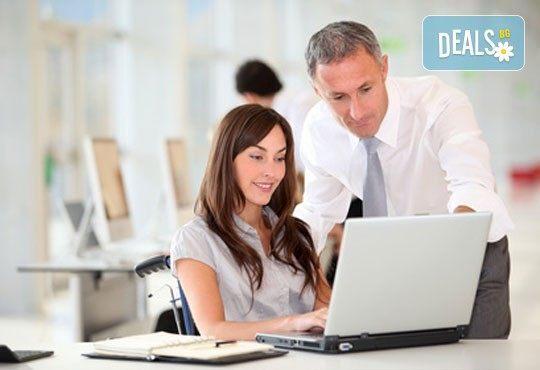 Курс по компютърна грамотност: MS Windows, MS Word, MS Excel и интернет в Център за професионално обучение ЮКОМИ! - Снимка 1