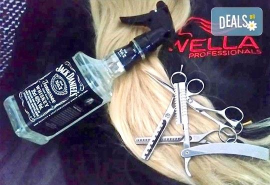 Стилът Омбре - майсторски изпълнен от стилисти Боби Ярчев и Маги Андреева с цветовете на Wella Koleston Perfekt и страхотна прическа със сешоар в BM Hair Studio - Снимка 3