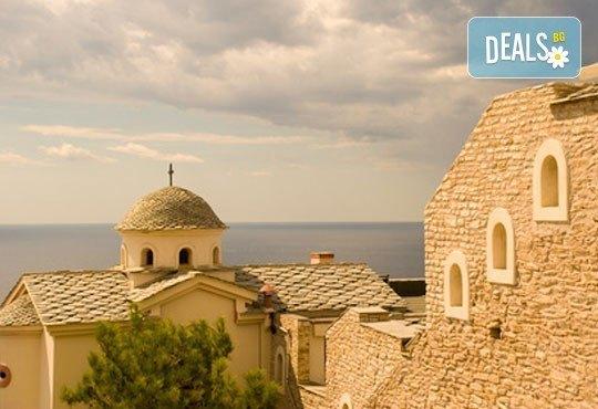 Еднодневна екскурзия до слънчевия остров Тасос, Гърция с транспорт и екскурзовод, Еко Тур! - Снимка 2