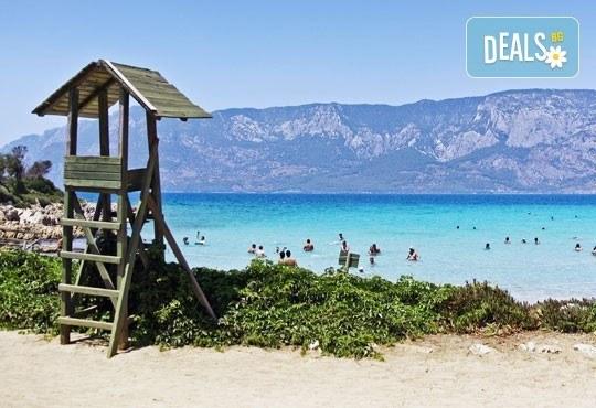 Майски празници в Мармарис, Турция! 5 нощувки на база Ultra All Inclusive в Ideal Prime Beach Hotel 5* и 2 нощувки със закуски и вечери в хотел 4*, Айвалък! - Снимка 7