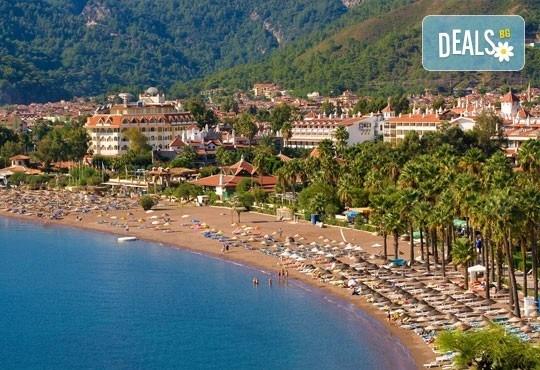 Майски празници в Мармарис, Турция! 5 нощувки на база Ultra All Inclusive в Ideal Prime Beach Hotel 5* и 2 нощувки със закуски и вечери в хотел 4*, Айвалък! - Снимка 9