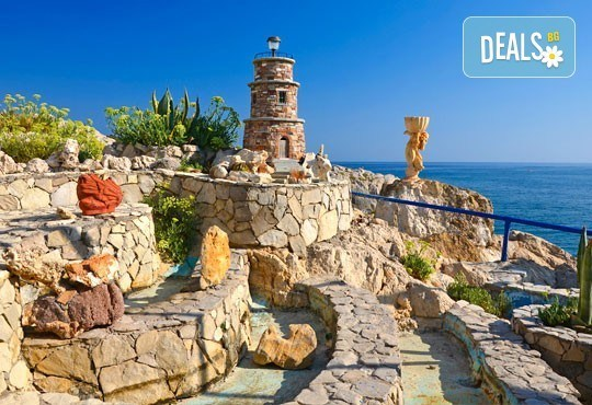 Майски празници в Мармарис, Турция! 5 нощувки на база Ultra All Inclusive в Ideal Prime Beach Hotel 5* и 2 нощувки със закуски и вечери в хотел 4*, Айвалък! - Снимка 2