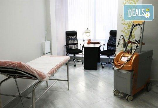 Тялото, за което мечтаете! Кавитация или кавитация с вакуумен масаж на зона по избор и бонус от лазерно студио Finn Beam! - Снимка 3