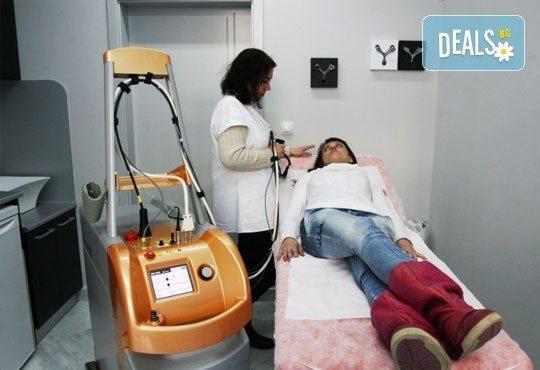 Тялото, за което мечтаете! Кавитация или кавитация с вакуумен масаж на зона по избор и бонус от лазерно студио Finn Beam! - Снимка 2