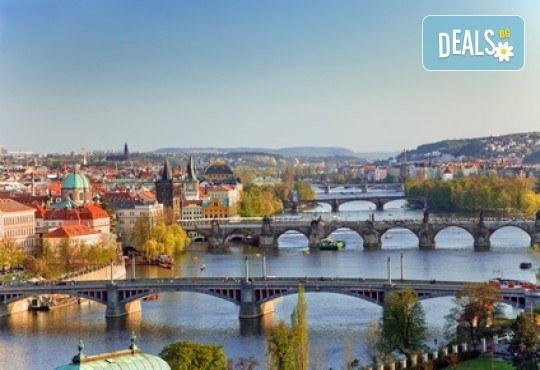 Майски празници в красивите Прага, Братислава и Будапеща с Вени Травел! 3 нощувки със закуски, транспорт и екскурзия до замъка Славков! - Снимка 5